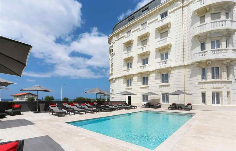 Le Regina Biarritz Hotel & Spa - Hotel - 42