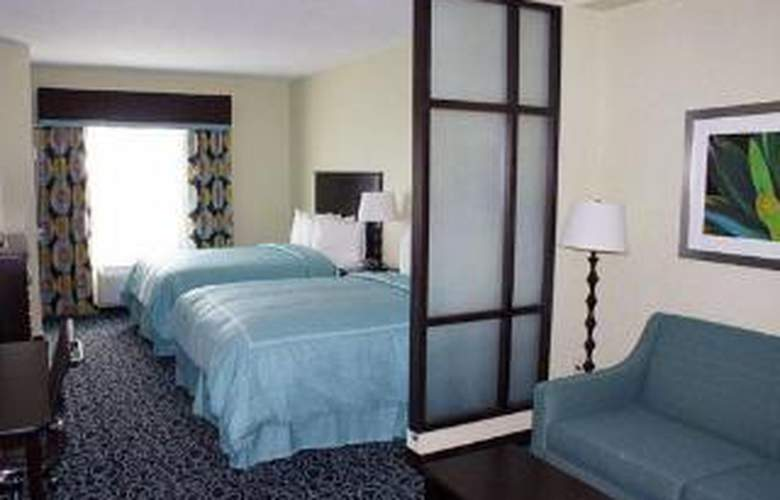Comfort Suites At Fairgrounds-Casino - Room - 3
