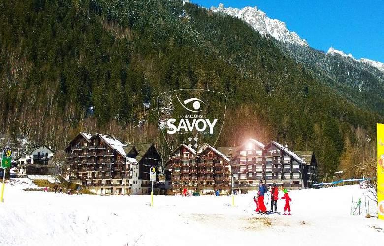 Les Balcons du Savoy - Hotel - 12
