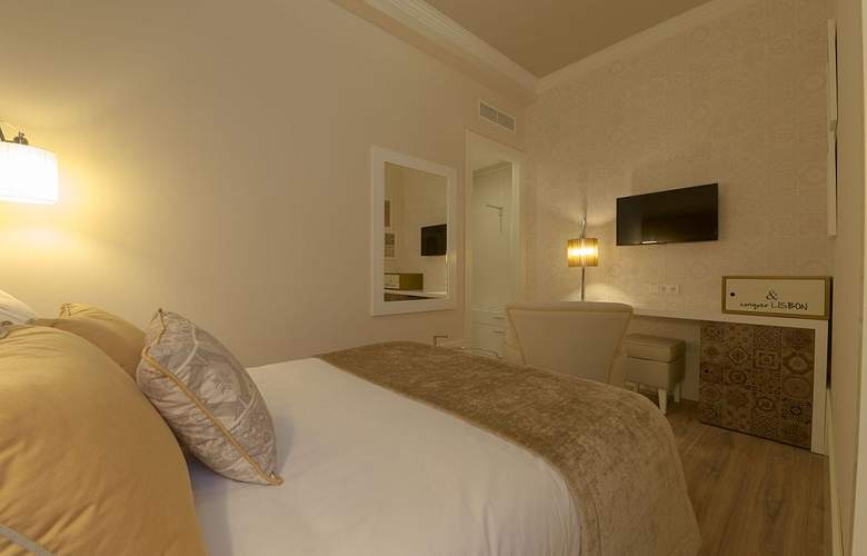 My Story Hotel Rossio - Room - 2
