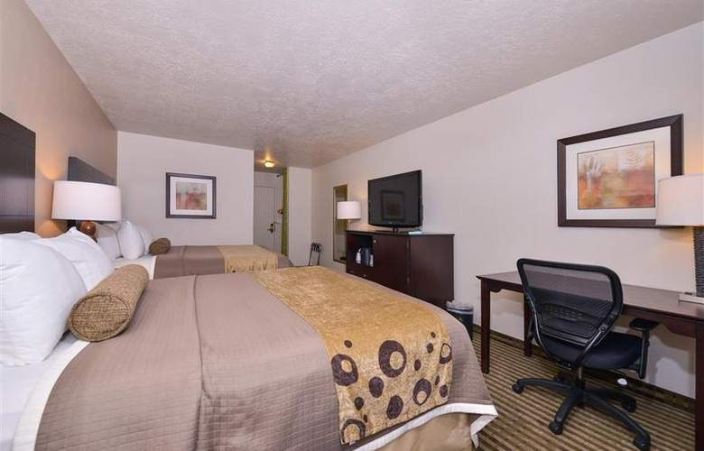 Best Western Tucson Int'l Airport Hotel & Suites - Room - 105