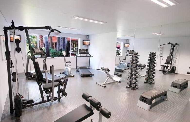 San Martin Hotel & Resort - Sport - 8