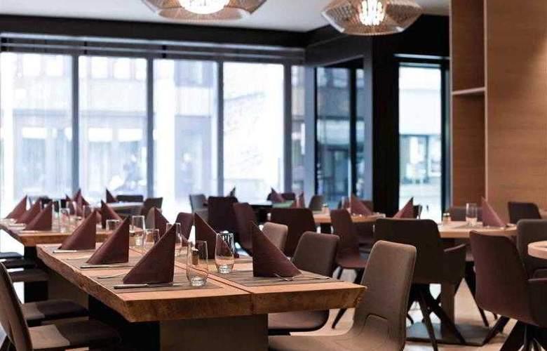Pullman Basel Europe - Hotel - 53