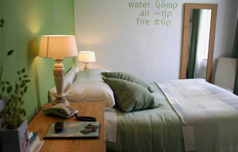 Sandton Hotel de Filosoof - Room - 3