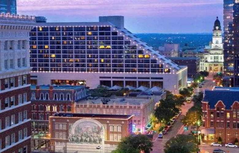 The Worthington Renaissance Fort Worth - Hotel - 0