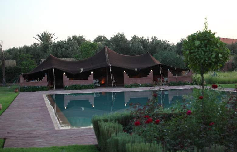 les jardins de zyriab - Hotel - 12