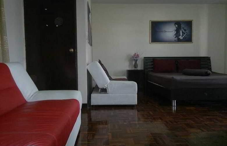 Joe Palace Beach Living Jomtien Pattaya - Room - 8