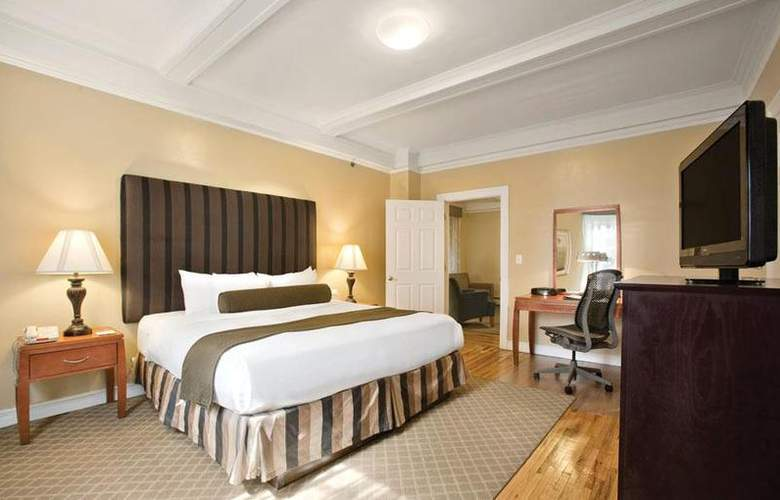 Best Western Plus Hospitality House - Apartments - Room - 99