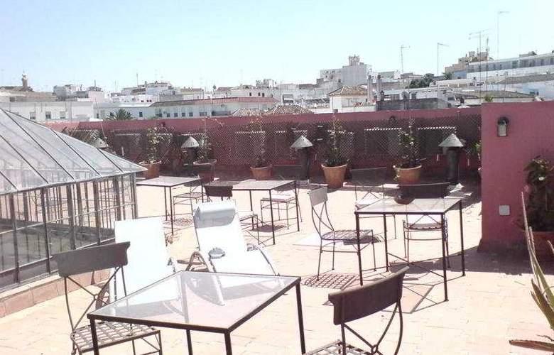 Boutique Bellas Artes  - Terrace - 5