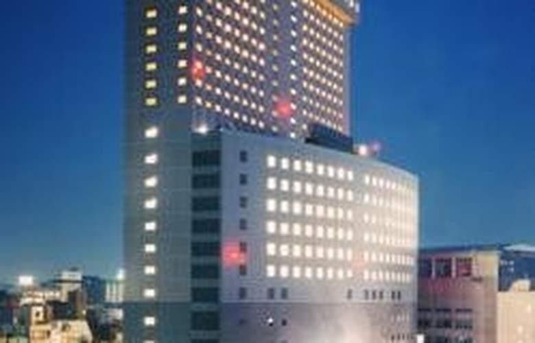 Dai-Ichi Hotel Ryogoku - Hotel - 0