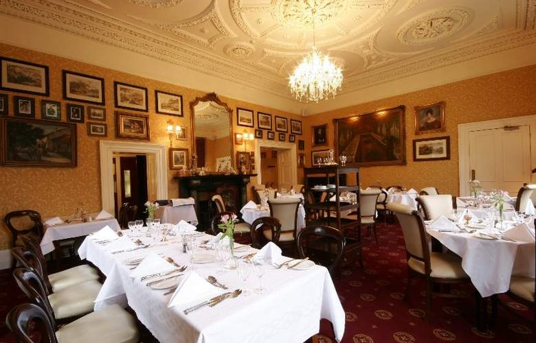 Finnstown Country House Hotel - Restaurant - 7