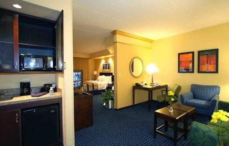 SpringHill Suites Hagerstown - Hotel - 20
