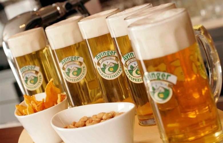 Mercure Muenchen Neuperlach Sued - Bar - 27