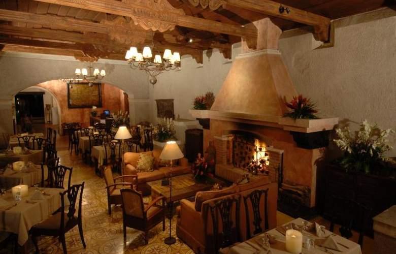 Porta Hotel Antigua - Restaurant - 28