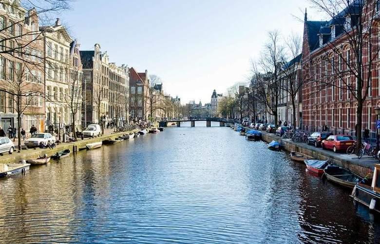INK Hotel Amsterdam MGallery by Sofitel - Hotel - 23
