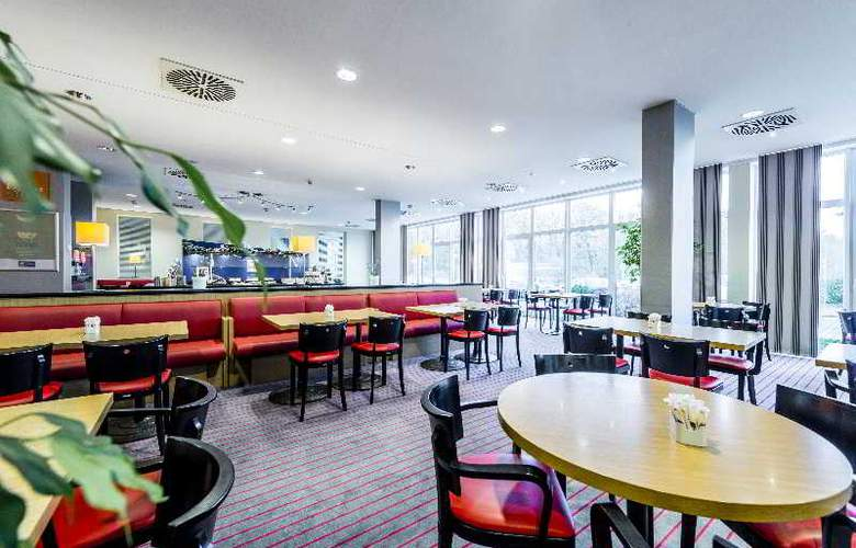 Holiday Inn Express Frankfurt Airport - Restaurant - 26
