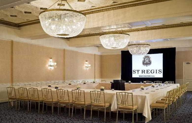 The St Regis Washington Dc - Hotel - 10