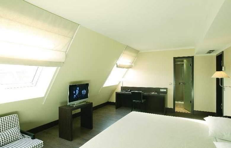 NH Berlin Kurfuerstendamm - Room - 9