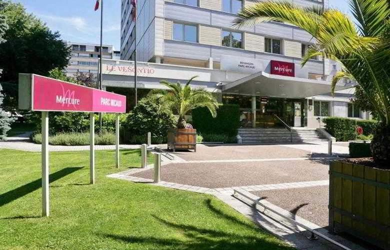 Mercure Besancon Parc Micaud - Hotel - 12