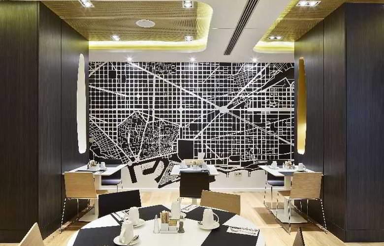 Vincci Gala - Restaurant - 18