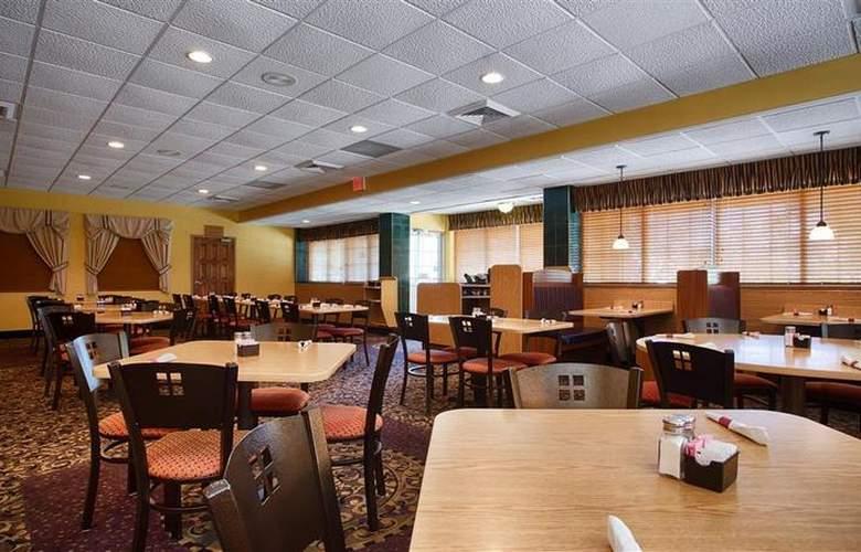 Best Western Cooper´S Mill Hotel - Restaurant - 57