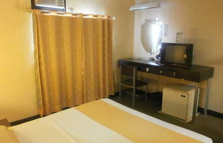 Eurotel Hote Naga - Room - 7