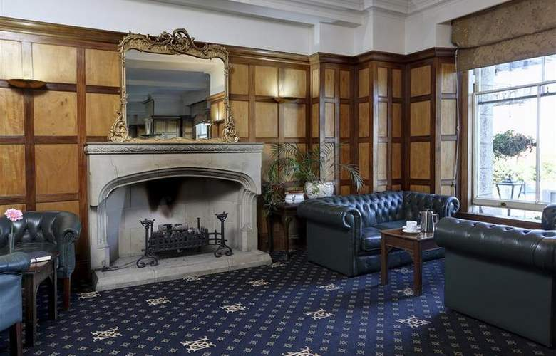 Best Western Duke Of Cornwall Hotel - Bar - 89