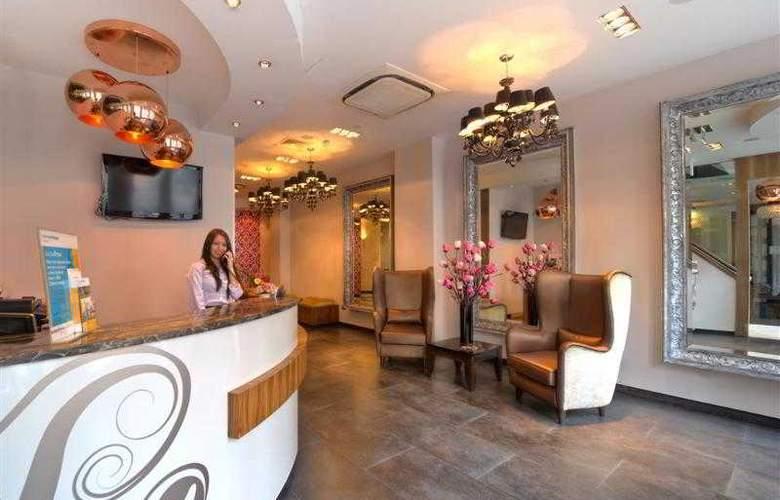 Best Western Maitrise - Hotel - 26