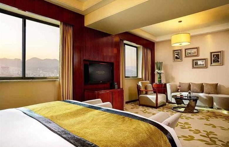 Sofitel Silver Plaza - Hotel - 12
