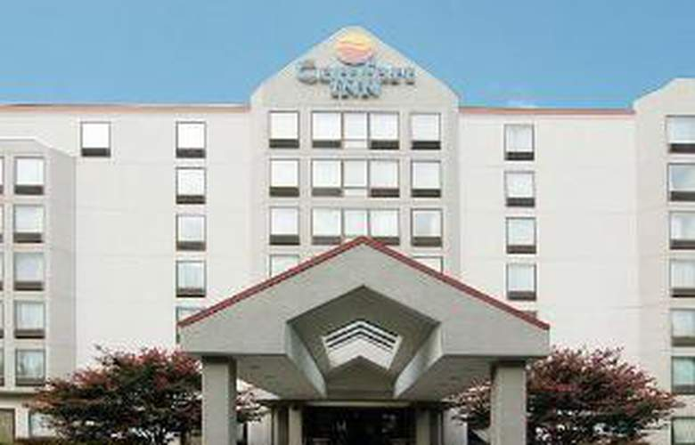 Comfort Inn Pentagon City - Hotel - 0