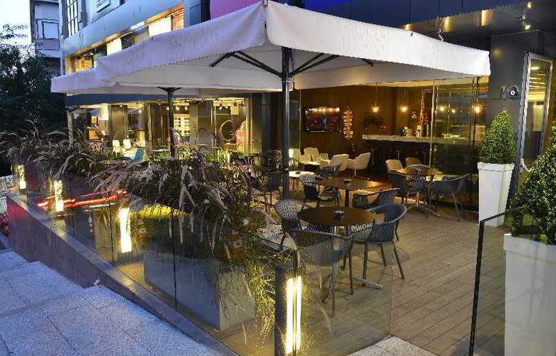 Modus Hotel Istanbul - Terrace - 21