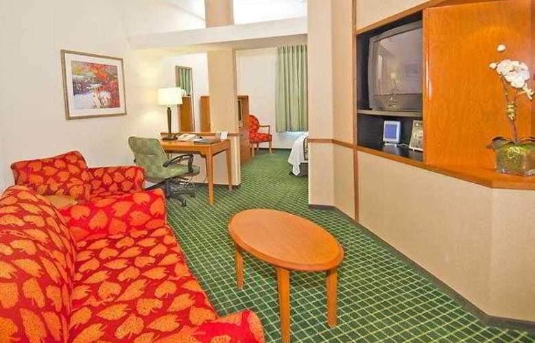 Fairfield Inn suites Edmond - Hotel - 6