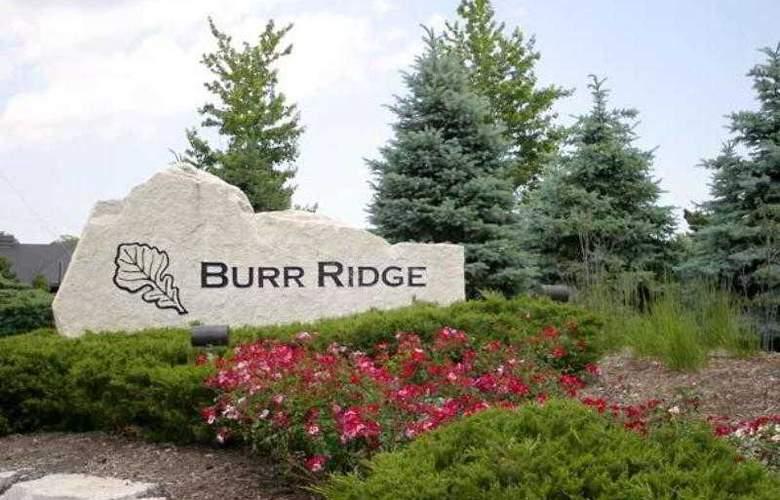 Chicago Marriott Southwest at Burr Ridge - Hotel - 7