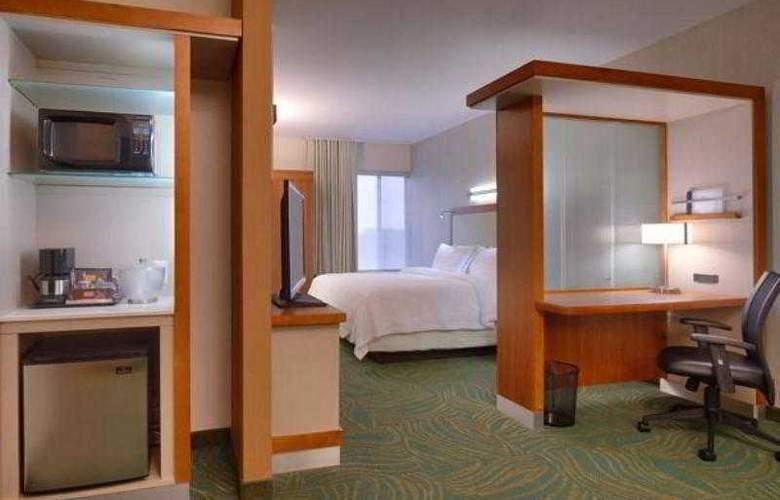 SpringHill Suites Coeur d´Alene - Hotel - 3