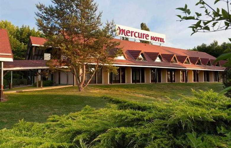 Mercure Auxerre Nord - Hotel - 20