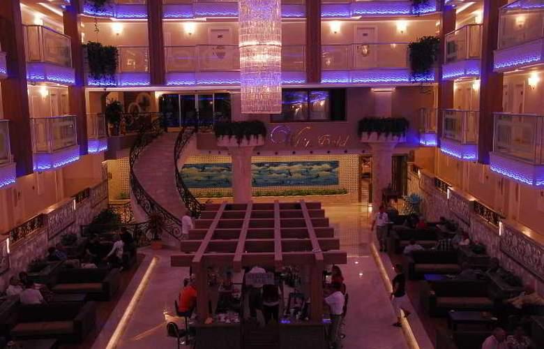 White Gold Hotel & Spa - Bar - 5