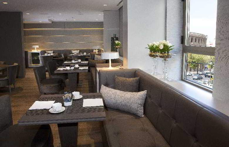 AC Colón Valencia - Restaurant - 28