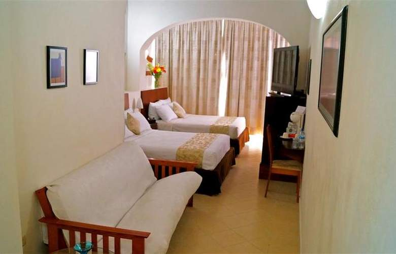 Best Western Taxco - Room - 42