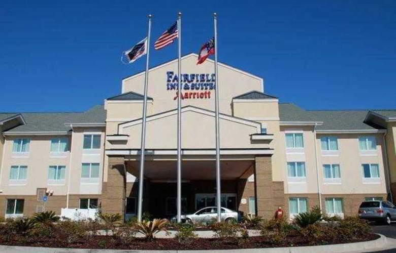 Fairfield Inn & Suites Hinesville Fort Stewart - Hotel - 30