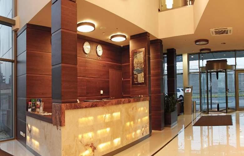 Haston City Hotel - General - 9