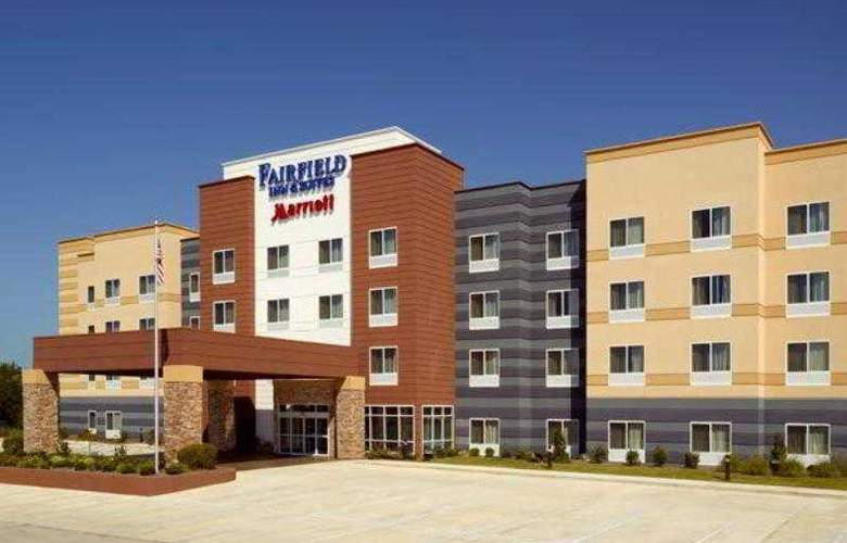 Fairfield Inn & Suites Montgomery Airport South - Hotel - 0