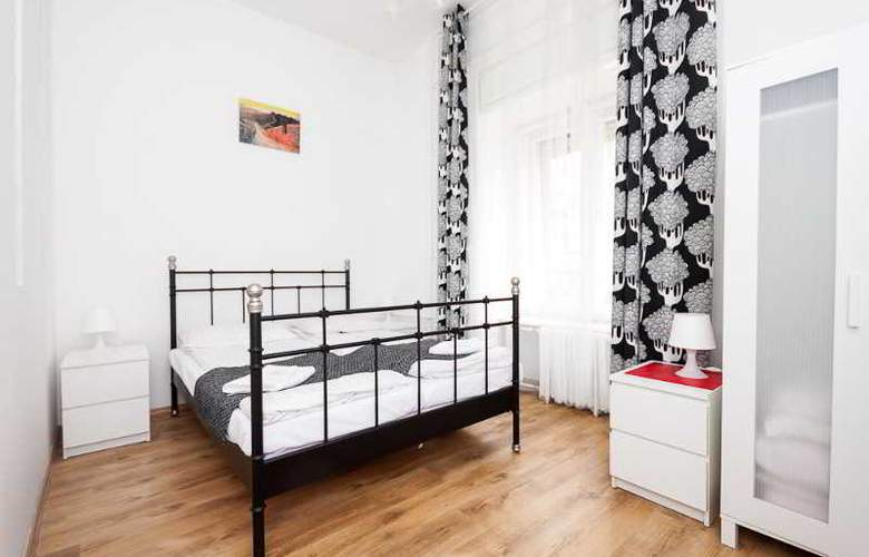 Like Home-City Centre-Style Apartments - Room - 11