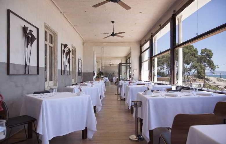 Hostal Spa Empuries - Restaurant - 38