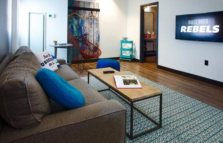 Moxy New Orleans Downtown/French Quarter Area - Room - 9