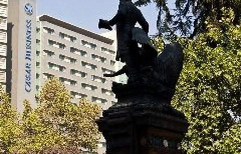 Mercure Santiago Centro - Hotel - 0