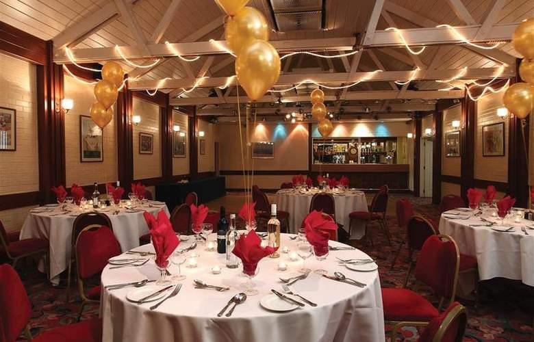 Best Western Willerby Manor Hotel - Hotel - 33