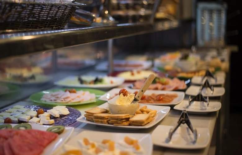 Petit Palace Plaza España - Restaurant - 18