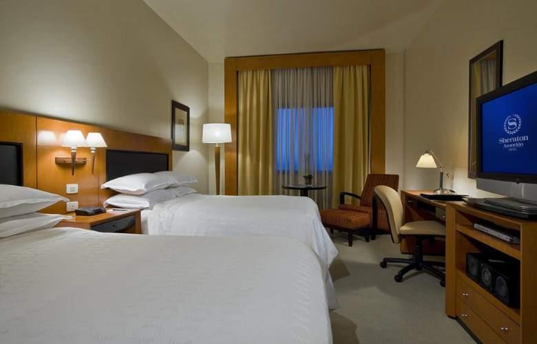 Sheraton Asuncion Hotel - Room - 22