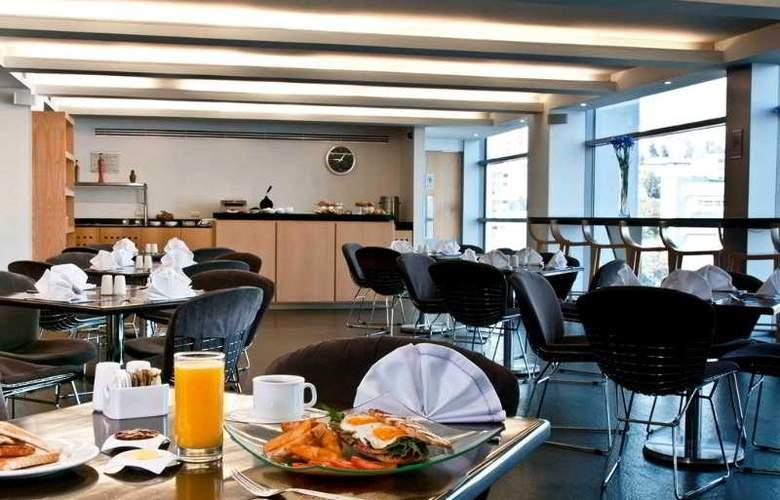 Stadia Suites Santa Fe - Restaurant - 26