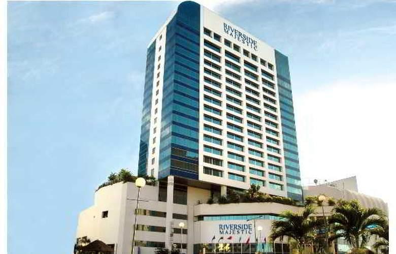 Riverside Majestic Hotel Kuching - Hotel - 6